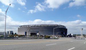Metlife stadium empty